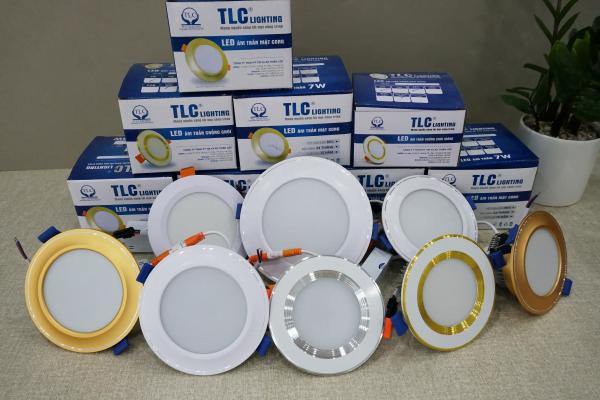 Đèn LED âm trần TLC Lighting