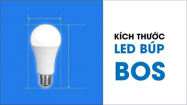 Đèn LED Búp BOS
