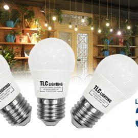 Đèn LED búp trang trí 3w