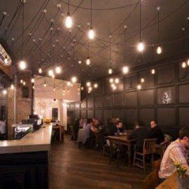 Đèn LED búp trụ 30w sử dụng cho nhà hàng