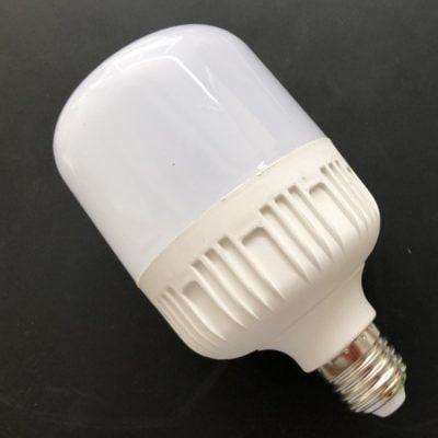 Đèn LED búp trụ nhựa