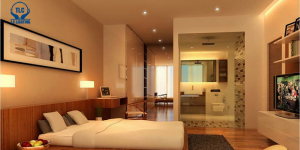 Lắp đèn treo tường phòng ngủ thế nào cho phù hợp?