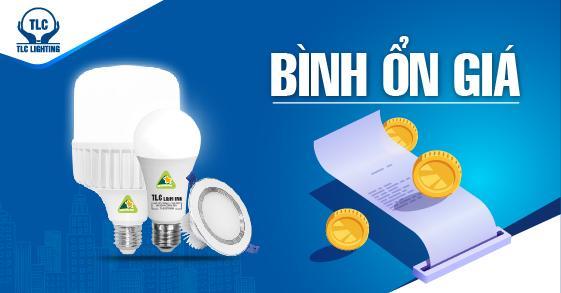 TLC Lighting cam kết không tăng giá sản phẩm trong thời gian tới