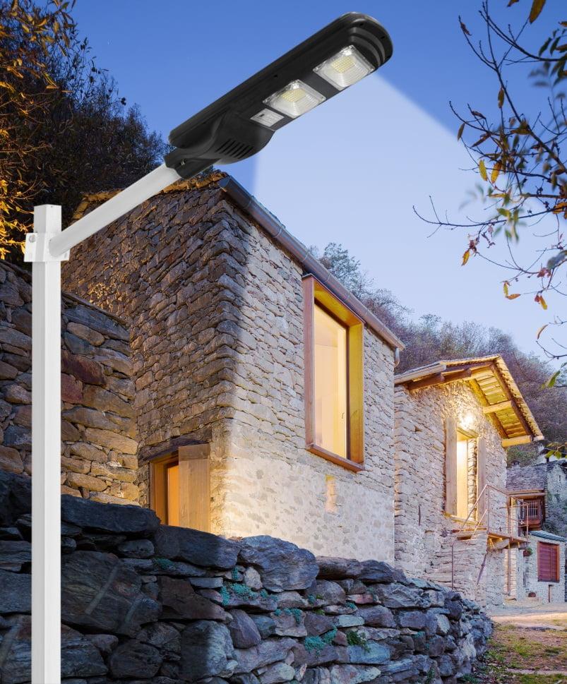 Đèn năng lượng mặt trời Max Eco rời thể TLC Lighting