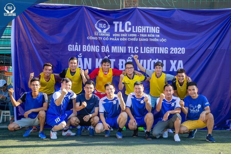 Trận bóng đá giao lưu tại Đà Nẵng