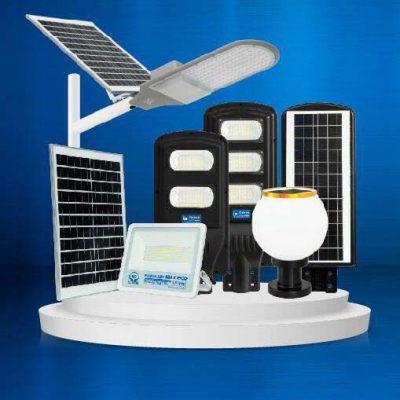 Đèn năng lượng mặt trời Max Eco
