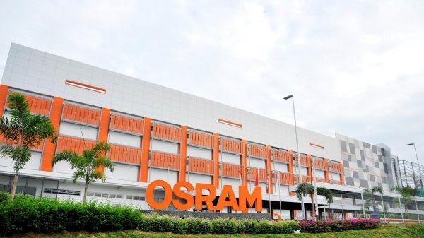 Trụ sở chính của Osram tại Munich - CHLB Đức